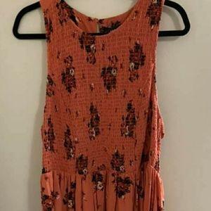 Torrid Coral summer dress